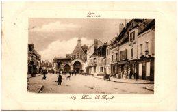 77 PROVINS - Place St-Ayoul - Provins