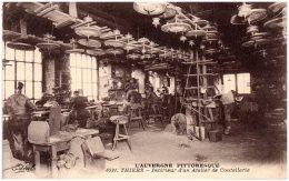 63 THIERS - Intérieur D'un Atelier De Coutellerie - Thiers