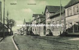 GETTORF, Herrenstrasse (1910s) AK - Gettorf
