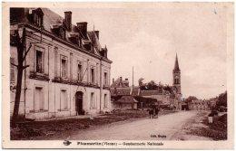 86 PLEUMARTIN - Gendarmerie Nationale - Pleumartin