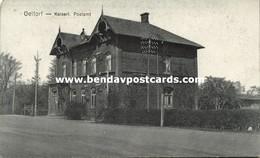 GETTORF, Kaiserliches Postamt, Post Office (1910s) AK - Gettorf