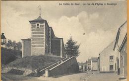 Op 379: La Vallée Du Geer. -  La Rue De L'Eglise à Bassenge > Liège: Vanuit GLONS 16 AOUT 1909 Edit.Noël, Huy 1903 - Bassenge