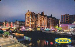 GERMANY Gift-card  IKEA - Hamburg 1 - Gift Cards