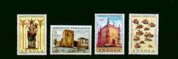 Angola - MICHEL Nr. 554/557 Postfrisch / ** / Mnh  [U6-ANG1] - Angola