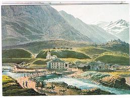 SUISSE  SAN  BERNARDINO  VILLAGGIO   1825   CPM BE 1R253 - GR Grisons