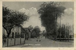 ERFDE, Schleswig-Flensburg, Straßenszene Mit Kindern, AK - Allemagne