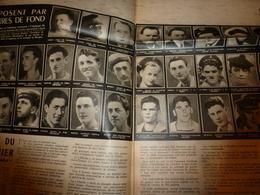 1952 RADAR:Catastrophe Du Sibylle (à Nos Marins);Les 4CV Du Salon;Gilet Anti-balles;Arles-corrida;Charlie Chaplin;etc - Zeitungen