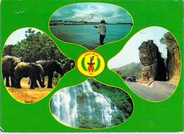 Afrique  ADORABLE  TOGO  Multi Vues (Pêcheur Cascade De Kpimé Faille D'Aledjo Reserve Kéran) *PRIX FIXE - Togo