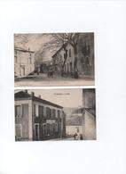 Lot De 4 Cartes  St  Remèze - Sonstige Gemeinden
