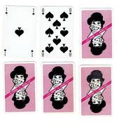 Jeu De 32 Cartes à Jouer - Publicité TOTAL - - 32 Cartes