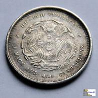 China - Hupeh   Province - 20 Cents - 1909/1911 - FALSE - Imitazioni