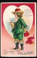 TOMY VALENTINE   - KINDEREN  RELIEF GAUFREE - Saint-Valentin