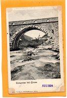 Langwies Bei Arosa 1904 Postcard - Altri
