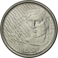 Monnaie, Brésil, 5 Centavos, 1996, TTB, Stainless Steel, KM:632 - Brazil