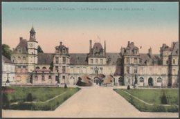 La Façade Sur La Cour Des Adieux, Le Palais, Fontainebleau, C.1905 - Lévy CPA LL7 - Fontainebleau