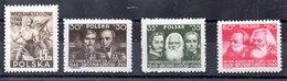 Serie De Polonia N ºYvert 509/12 (**) - 1945-1992 Repubblica Socialista Federale Di Jugoslavia