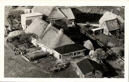 NIEBÜLL, Luftfoto Bauernhaus (?) (1957) AK - Germany