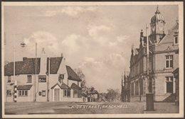 High Street, Bracknell, Berkshire, C.1950s - Postcard - England
