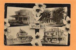 Nowata Oklahoma 1911 Postcard - Sonstige
