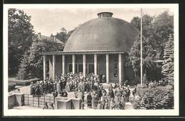 AK Jena, Planetarium Mit Besuchern - Astronomie