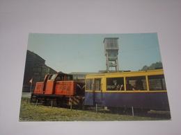 Blégny Trembleur.Li Trimbleu.Le Train Touristique. - Blegny