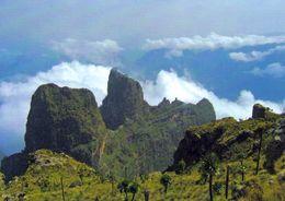 1 AK Äthiopien Ethiopia * Der Simien National Park - Seit 1978 Weltnaturerbe Der UNESO * - Ethiopia