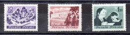 Serie De Polonia Nº Yvert 736/39 (**) - 1944-.... República