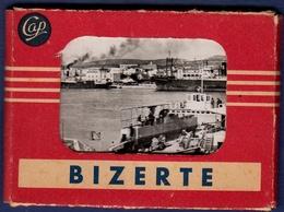 TUNISIE BIZERTE Carnet De 10 Mignonettes - Tunisie