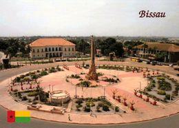1 AK Guinea-Bissau * Ansicht Von Bissau - Hauptstadt Von Guinea-Bissau * - Guinea-Bissau