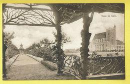 * Sint Katelijne Waver (Antwerpen - Anvers) * (E. & B.) Institut Des Ursulines, Sous Le Hall, Jardin, Parc, Klooster - Sint-Katelijne-Waver
