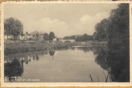 Op 372: Nels HAMOIR Le Pont Et Les Bains > Verviers - Hamoir