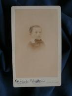 Photo CDV Joliot à Paris - Portrait Petit Garçon (Fernand Laborderie) Circa 1880-85 L397B - Photographs