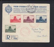 Yugoslavia FDC 1939 Beograd - FDC