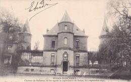 08. SEDAN. DONCHERY. CPA. CHÂTEAU DE BELLEVUE. ANNÉE 1903 - Sedan
