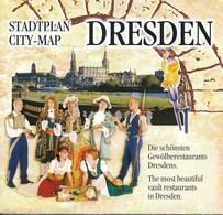 Dresden Stadtplan - Dresden & Leipzig