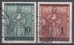 PORTUGAL 1965 Nº 958/59 USADO - 1910-... République