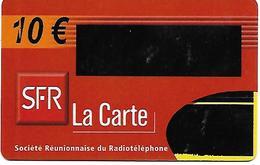 @+ Recharge SFR De La Réunion - Surcharge 10€ Sur Orange. Date Limite : 12/02. Ref : PU19 - Réunion