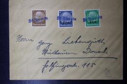 Elsass Alsace :  Notstempel  STAMARIN Cover - Occupation 1938-45