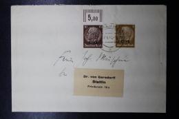 Elsass Alsace :  Colmar Kolmar  (ELS) Cover 1941  Mi 6 W OR - Besetzungen 1938-45