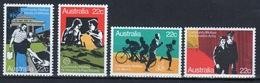 Australia 1980 Set Of Stamps To Celebrate Community Welfare. - 1980-89 Elizabeth II