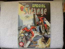SPECIAL STRANGE N° 10 1977 - Strange