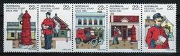 Australia 1980 Set Of Stamps To Celebrate National Stamp Week. - 1980-89 Elizabeth II