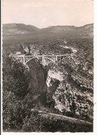 L20G066 - Sur La Route Des Gorges Du Verdon -  L'Audacieux Pont Sur L'Artuby - La Cigogne N°83.044.08 - France