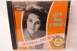 """CD """"Wanda Jackson"""" Let's Have A Party - Compilations"""