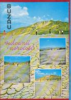 MUD VOLCANOES ROMANIA POSTAL STATIONERY - Volcanos