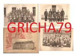 MILITAIRE - ALBUM ANNUAIRE L ARMEE FRANCAISE 1905-1906  -  10 REGIMENT D INFANTERIE D AUXONNE - Livres, Revues & Catalogues