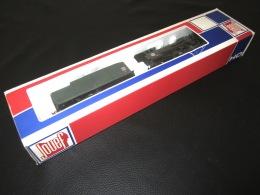 TRAIN LOCOMOTIVE JOUEF  141 P 102  TENDER 60 P 15  Dépôt Venissieux - Toy Memorabilia