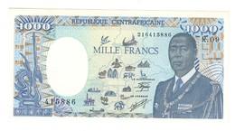 Central African Republic 1000 Francs 01/01/1990 UNC - Centrafricaine (République)