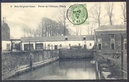 6.BOIS-SEIGNEUR-ISAAC - Ferme De L'Abbaye, L'étang - Braine-l'Alleud