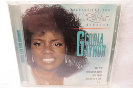 "CD ""Gloria Gaynor"" Never Can Say Goodbye - Soul - R&B"
